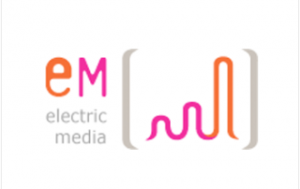 Electric media logo